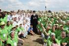 Святейший Патриарх Кирилл: Празднование 700-летия преподобного Сергия Радонежского позволило обновить пониманиеего подвига