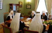 ЖУРНАЛЫ заседания Священного Синода от 23 октября 2014 года (публикация обновляется)