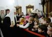 Патриарший визит в Саратовскую митрополию. Посещение Иоанновского женского монастыря в с. Алексеевка Саратовской области