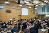 В Риге пройдет XIII Международная православная конференция «Церковь, семья и школа»