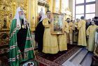 Проповедь Святейшего Патриарха Кирилла в храме святого апостола Иоанна Богослова Саратовской духовной семинарии
