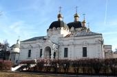 Благовещенский собор города Гагарина Смоленской области возвращен Русской Православной Церкви