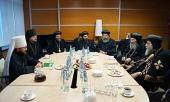 В Москву прибыл Патриарх Коптской Церкви Феодор II