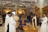В епархиях Русской Православной Церкви почтили память жертв политических репрессий