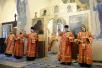 Патриаршее служение в день 150-летия со дня рождения преподобномученицы Елисаветы Феодоровны в Марфо-Мариинской обители