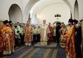 Предстоятель Русской Церкви возглавил торжества по случаю 150-летия со дня рождения преподобномученицы Елисаветы Феодоровны