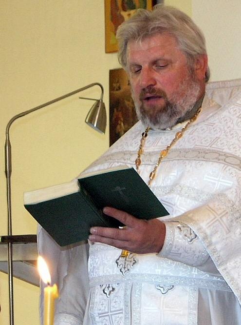 протоиерей Петр Пахолков