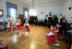 Посещение Святейшим Патриархом Кириллом выставки «Милосердие в истории» в Марфо-Мариинской обители