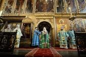 Слово Святейшего Патриарха Кирилла в праздник Казанской иконы Божией Матери в Успенском соборе Московского Кремля
