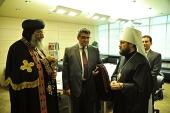 Завершился визит Предстоятеля Коптской Церкви в Россию