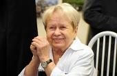 Поздравление Святейшего Патриарха Кирилла народной артистке СССР А.Н. Пахмутовой с 85-летием со дня рождения