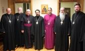Завершилась поездка председателя Отдела внешних церковных связей Московского Патриархата в США