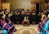 Слово архимандрита Леонида (Толмачева) при наречении во епископа Уржумского и Омутнинского