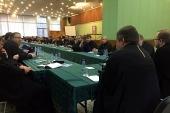 Представители более 100 епархий приняли участие в пятом ежегодном совещании руководителей епархиальных отделов по взаимоотношениям Церкви и общества