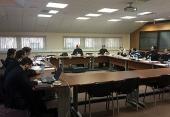 Состоялось заседание экспертного совета Координационного центра по развитию богословской науки в Русской Православной Церкви