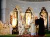 16 ноября 2014 года. Визит Святейшего Патриарха Кирилла в Сербскую Православную Церковь. Белград. Божественная литургия в соборе св. Саввы Сербского