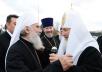 16 ноября 2014 года. Визит Святейшего Патриарха Кирилла в Сербскую Православную Церковь. Белград. Завершение визита