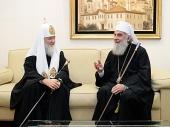 14-16 ноября состоялся официальный визит Святейшего Патриарха Кирилла в Сербскую Православную Церковь