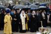 Визит Святейшего Патриарха Кирилла в Сербскую Православную Церковь. День третий. Освящение памятника царю-страстотерпцу Николаю II