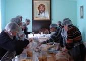 «Народные обеды» начали фасовать во Владивостокской епархии