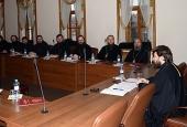 Начали работу IV курсы повышения квалификации для новопоставленных архиереев Русской Православной Церкви