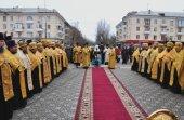 В Луганске отметили 70-летие основания Луганской епархии