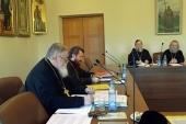 Состоялось очередное заседание Комиссии по делам старообрядных приходов и по взаимодействию со старообрядчеством