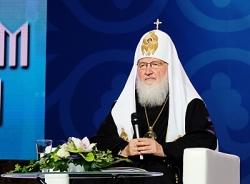 Ответы Святейшего Патриарха Кирилла на вопросы участников Международного съезда православной молодежи