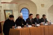 В Вологде состоялось заседание регионального отделения Всемирного русского народного собора