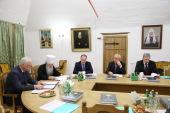 Состоялось заседание попечительского совета фонда по восстановлению ансамбля Новодевичьего монастыря в Москве