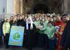 Патриаршее служение в праздник Собора Архистратига Михаила в Архангельском соборе Московского Кремля