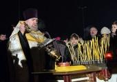 Во всех храмах Латвийской Православной Церкви прошли панихиды по жертвам катастрофы в Золитуде