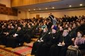 V Всецерковный съезд епархиальных миссионеров продолжил свою работу