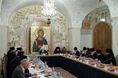 Состоялось первое заседание Церковно-общественного совета при Патриархе Московском и всея Руси по увековечению памяти новомучеников и исповедников Церкви Русской