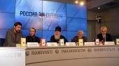 При участии Издательского Совета прошел круглый стол, посвященный наступающему Году русской литературы