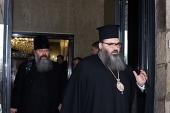 Делегация Русской Церкви прибыла в Софию на торжества в честь 100-летия великого освящения Никольского храма-подворья