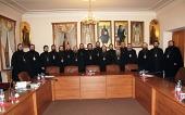 Завершились курсы повышения квалификации для новопоставленных архиереев Русской Православной Церкви