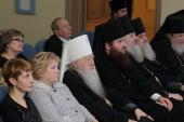 XII Московские областные Рождественские образовательные чтения открылись в Коломенской семинарии