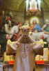 Патриаршее служение в день памяти святителя Филарета Московского в Храме Христа Спасителя. Хиротония архимандрита Павла (Тимофеенкова) во епископа Молодечненского и Столбцовского