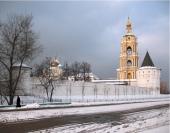 В Новоспасском ставропигиальном монастыре проходит сбор гуманитарной помощи детям Донбасса