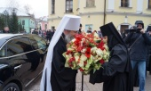 Предстоятель Православной Церкви в Америке посетил Покровский ставропигиальный женский монастырь
