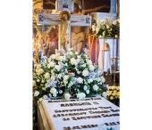В шестую годовщину со дня кончины приснопамятного Патриарха Алексия II митрополит Истринский Арсений совершил Литургию и панихиду в Богоявленском соборе в Елохове