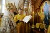 Патриарший визит в Калининградскую епархию. Великое освящение храма св. Александра Невского в Калининграде