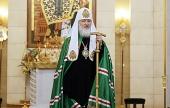 Проповедь Святейшего Патриарха Кирилла после Литургии в кафедральном соборе Христа Спасителя в Калининграде
