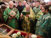 Предстоятель Украинской Православной Церкви посетил Черкасскую епархию
