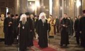 Завершился мирный визит Блаженнейшего Митрополита всей Америки и Канады Тихона в Русскую Православную Церковь