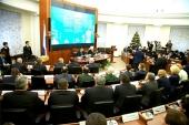 В Москве подвели итоги юбилейного года, посвященного 700-летию со дня рождения Преподобного Сергия Радонежского