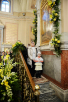 Патриаршее служение в Иоанно-Предтеченском монастыре г. Москвы. Хиротония архимандрита Леонида (Толмачева) во епископа Уржумского и Омутнинского