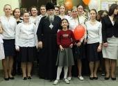 Епископ Орехово-Зуевский Пантелеимон: Мир похож на больницу
