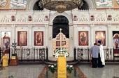 Патриаршее служение в день памяти святителя Николая Чудотворца